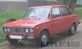[予約]Whitebox(ホワイトボックス) 1/43 ラーダ VAZ 2106 ジグリ 1984 ダークレッド