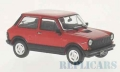 Whitebox(ホワイトボックス) 1/43 アウトビアンキ A112 アバルト 1979 レッド/ブラック