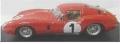 [予約]Whitebox(ホワイトボックス) 1/43 マセラティ 450 S ザガート クーペ 1957年ル・マン24時間 #1 Officine Alfieri Maserati S. Moss / H. Schell