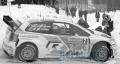 Whitebox(ホワイトボックス) 1/43 フォルクスワーゲン ポロ R 2014年 Rally Sweden #2 J-M.Latvala/M.Anttila