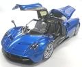 WELLY(ウェリー) 1/18 パガーニ・ウアイラ (ブルー)GTAシリーズ