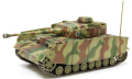 DRAGON ARMOR (ドラゴンアーマー) 1/72 WW.II ドイツ軍 IV号戦車H型 中期生産型 1943年9月-11月生産型 1943年東部戦線