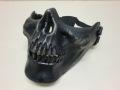 ノーブランド  【フェイスガード】 Cacique Skull HALF Mask