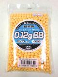 【7才&10才以上用】 東京マルイ  【BB弾】 0.12g BB 1000発 <Orange(オレンジ)>