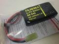 FUJIKURA(富士倉)  【LiPo Battery(リポバッテリー)】 30C 7.4V 2000mAh <PEQ15タイプ>