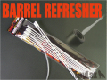 LayLax(ライラクス)  【内部・ケアー・メンテナンス用品】 バレルリフレッシャー <全長300mm> 10本入り