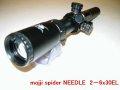 mojji SPIDER NEEDLE 2-6x30EL