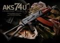 【18才以上用】【超高性能】【初心者】 東京マルイ  【次世代電動ガン】 AKS74U
