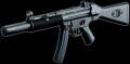 東京マルイ  H&K MP5SD5 【ATハイスピード改カスタム】