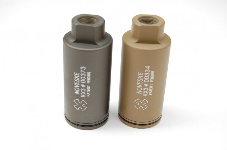 MAD BULL Noveske KX3 FLASH HIDER