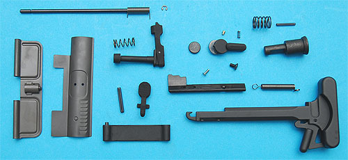 Metal Body Assembly Parts Package D