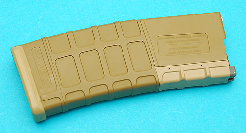 G&P Magpul Gas Blowback Magazine (Sand) (39rds)
