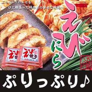 えび餃子 56個(14個×4P)【浜松餃子の五味八珍】