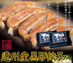 黒豚餃子 56個入(14個×4P)【浜松餃子の五味八珍】
