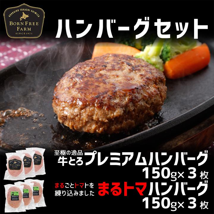 牛とろ屋ギフト『ハンバーグセット』【送料別】