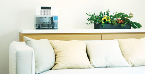 これ一台で家族の健康を守る!加湿空気浄化器「eミストせせら」