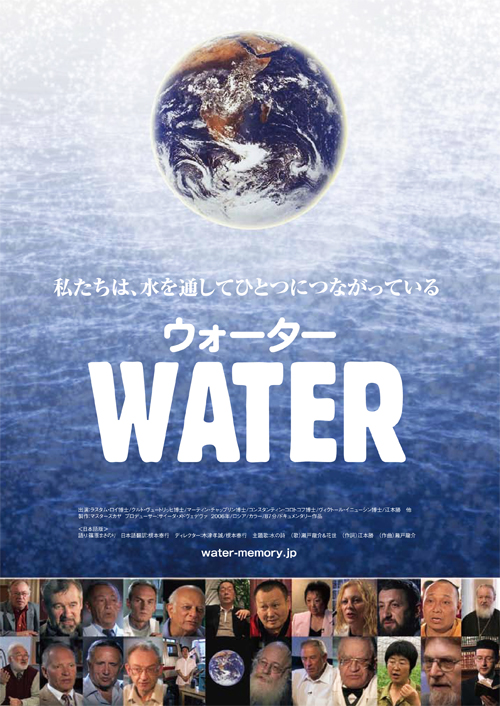 『WATER』 ウォーター日本語版DVD(ME2002)