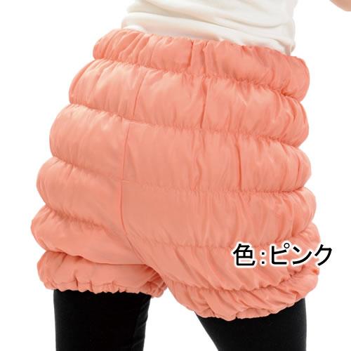 カボチャパンツ ピンク