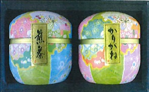 静岡銘茶詰合せ「和のおもてなし」(HK2-20)