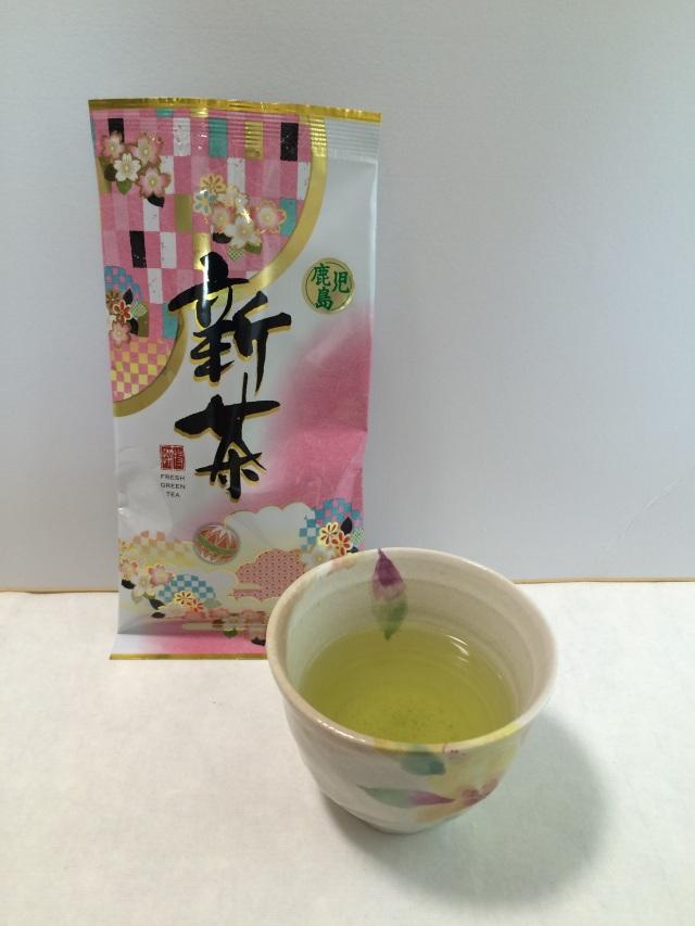 鹿児島産新茶