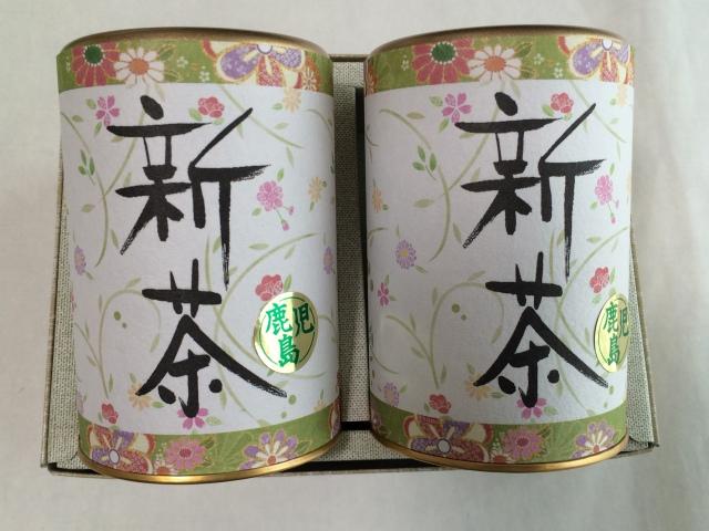 新茶<鹿児島>