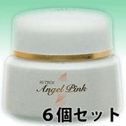 【送料無料】薬用エンジェルピンク6個セット 当社人気No1 美白ジェルクリーム