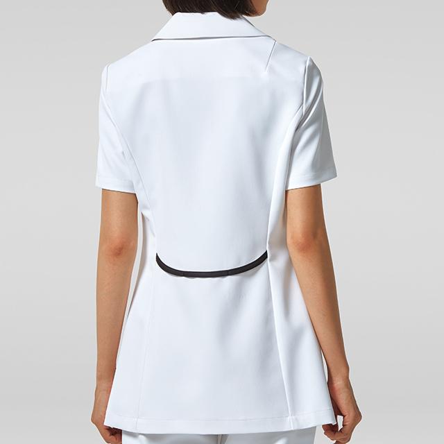 059 KAZENカゼン レディスジャケット半袖