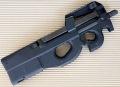 WE P90 TR GBB -BK