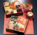 【送料無料】波奈のおせち二段重 慶(よろこび)