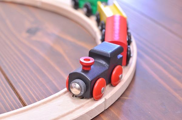 汽車のおもちゃ ミッキィ社(MICKI) 汽車セット・サークル