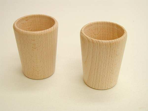 ままごと・食器 木製コップA
