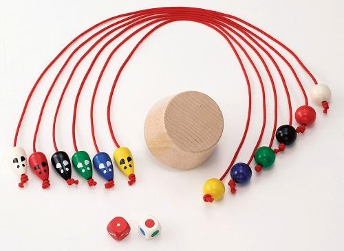 ゲーム・4,5歳~ ハバ社(HABA) キャッチ・ミー