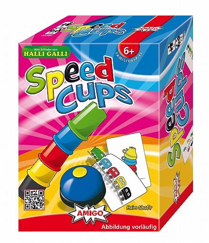 カードゲーム・6歳~ アミーゴ社(AMIGO) スピードカップス
