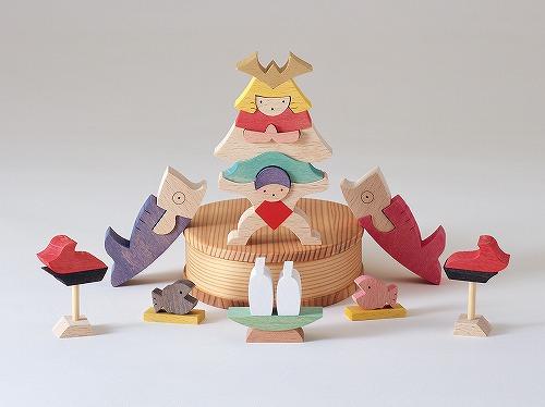 五月人形 遊プラン・小黒三郎 鯉武者と金太 《納期1年以上》