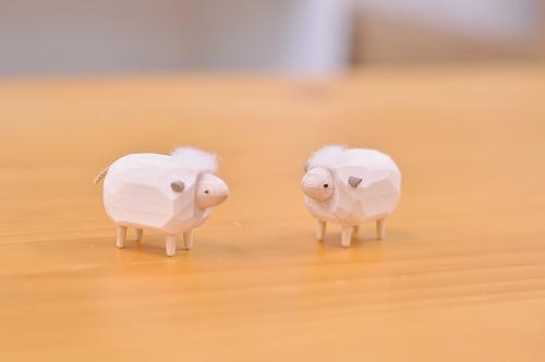 ナカムラ工房・干支シリーズ 羊
