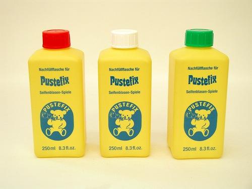 外遊び プステフィックス社(PUSTEFIX) シャボン玉補充液