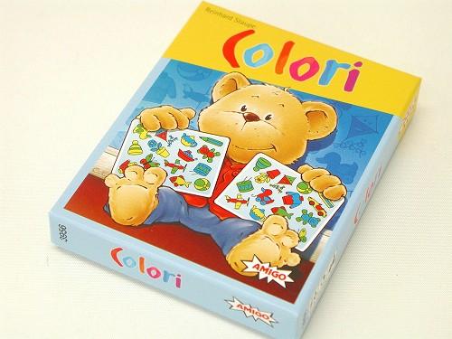 カードゲーム・4,5歳~ アミーゴ(AMIGO) いろがごちゃまぜ