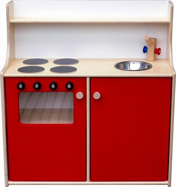 ままごとキッチン ニック社(NIC) N流し台+オーブン