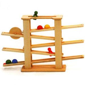 動きを楽しむおもちゃ ニック社(NIC) NICスロープ