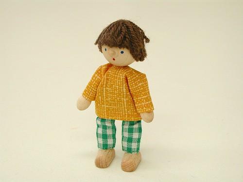 ドールハウス・人形 ヘアヴィック社 ドールハウス用人形・男の子