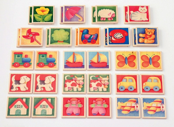 カードゲーム・3歳~ セレクタ社(Selecta) ペアカード