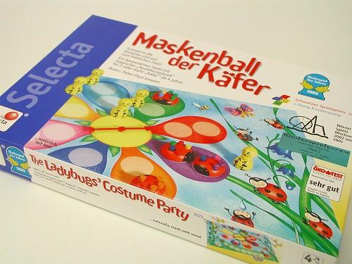 ボードゲーム・4,5歳~ セレクタ社(Selecta) おしゃれパーティー