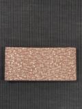 小花文様 型染め 半巾帯