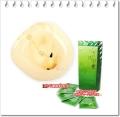 [Hanbibi] 便利な水を流せるm水ヨモギ座浴器- ヨモギ水座浴器+韓方入浴剤「美人草」30枚セット