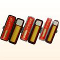 実印・銀行印・認印 柘(アカネ) 15+12+10.5mm 3本モミ皮ケース付セット