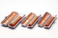 実印・銀行印・認印 オノオレカンバ 15+12+10.5mm 3本モミ皮ケース付セット