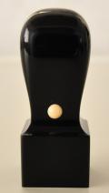 黒水牛(極上芯持) 会社角印 24.0mm×60mm