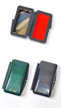 VIPケース 天丸角用 【黒・緑】 法人印鑑ケース 21.0mm・24.0mm兼用