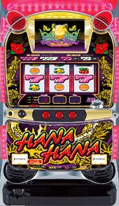 ドラゴンハナハナ‐30 ブラックパネル (パイオニア)