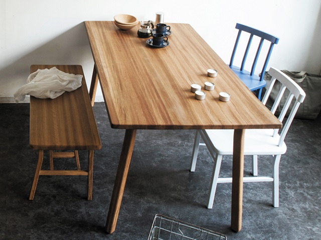marge dining table マージ ダイニングテーブル SIEVE シーブ